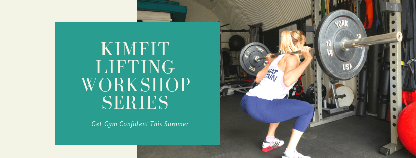 KimFit lifting workshops
