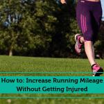increase running mileage