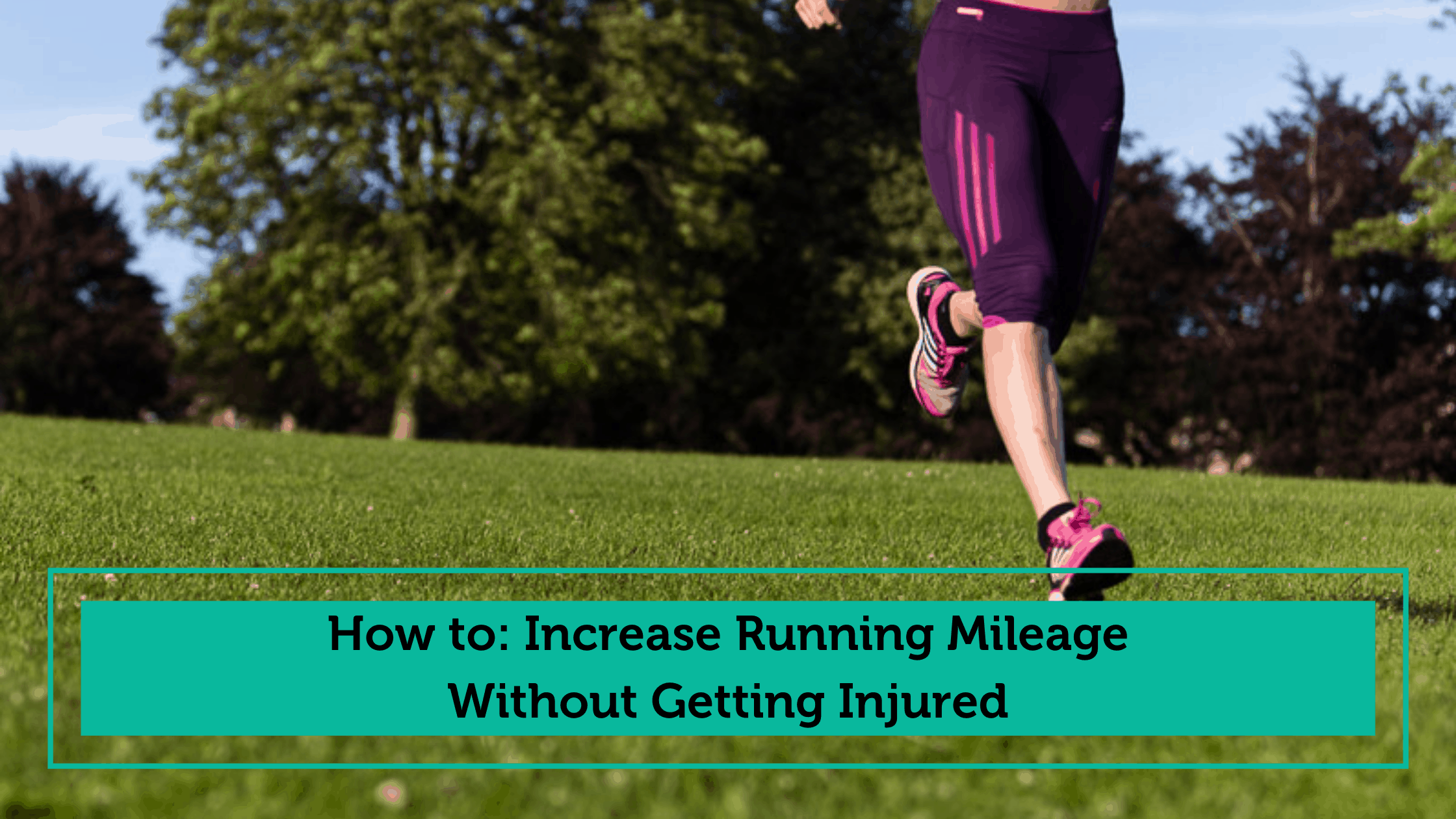 increase running mileage